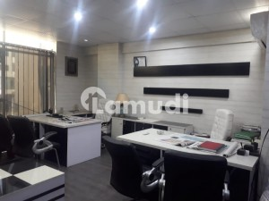 DHA Phase 5 Near To 26 S   Beautiful Fully Furnished Office Space For Rent