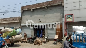 Shop For Rent On Jinnah Road Gujranwala At Main Industrial Area Model Town Near Daal Bazaar