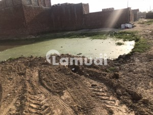 Corner 05 Marla Plot Near Alam Chowk Timber Market On Road Of Green Valley Phase 3