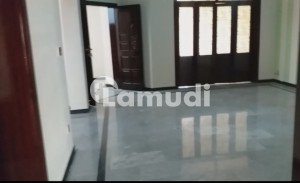 First Floor For Rent In E-16/4