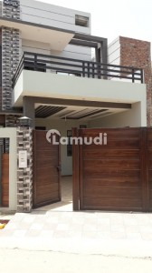 Luxury Brand New Triple Storey House For Sale At Ideal Location