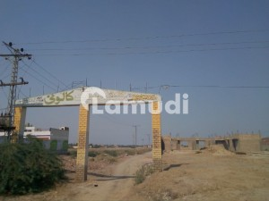A Residential Plot For Sale In Gulshan E Jannat Phase 1