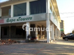 First Floor Commercial Shop For Sale In Expo Tower