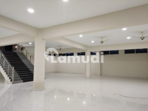 Property Connect Offers G-9 Markaz 5000 Square Feet Commercial Space Available For Rent Suitable For It Telecom Software House Corporate Office Call Center And Any Type Of Offices Huge Parking