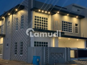 Brand New 10 Marla Corner House For Sale