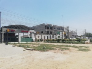 Commercial Plot For Sale In Gujranwala