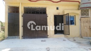 House For Sale In Kda Kohat E 3 Of 5  Marla Brand New House  Double Stori Extra Open Space In Front Of House