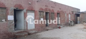 One Kanal Building For Sale