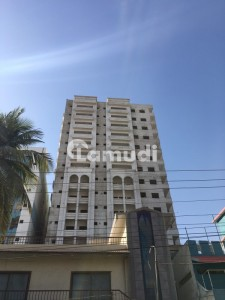 Chance Deal For Investor Flat For Sale In New Saima Project