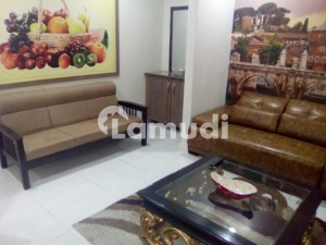 E11. Luxuries Fully Furnished Upper Portion For Rent