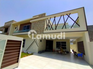 A Newly Built Prime Location 1 Kanal House Is Available For Sale