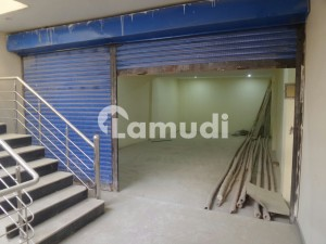 Basement Shop For Sale At Faqeer Mohammad Road