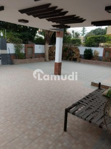 West Open Bungalow For Rent In D H A Phase 5 Karachi