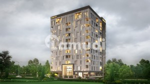 Studio Apartment For Sale In Zameen Aurum