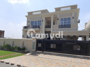 Home Estate  Builders Offers 1 Kanal Brand New Fully Furnished Bungalow Available In Dha Phase 4 Lahore
