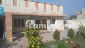 Ideal Commercial Corner Location  House For Rent