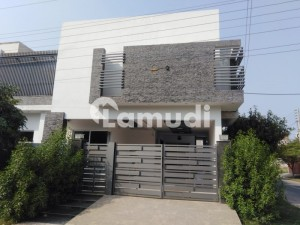 11 Marla House For Sale In D Block Of Eden Valley Faisalabad