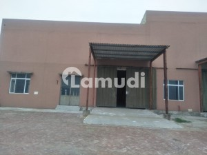 8 Kanal Factory Is Available On Rent In Gajju Matah Lahore
