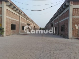 Warehouse Is Available For Rent In Office Block