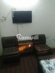 One Furnished Bed Room For Rent In Model Town L Proper