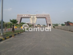 Residential Plot Available For Sale In FDA City