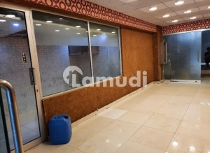 Shop Available For Rent In Clifton Near Dua Restaurant