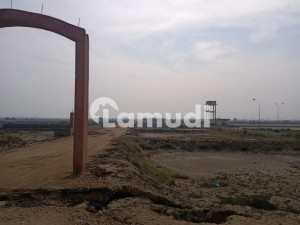 A Corner Residential Plot For Sell  Shandar Green City