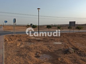 500 Yards Golf Facing Plot For Sale In Bahria Town Karachi