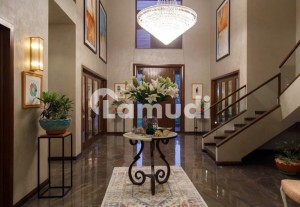 1 Kanal Brand New House Full Furnished Basement Swimming Pool Home Theater Gym For Sale In Dha Phase 5 Lahore