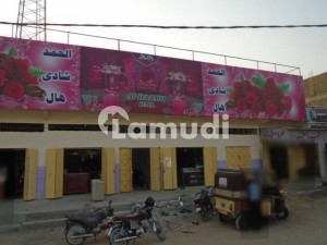 Newly Built Marriage Hall 7 Shops Whole Building For Sale In Taiser Town