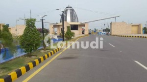 8 Marla Residential Plot Near to Zoo Hot Deal For Sale In Bahria Orchard Low Cost Block C