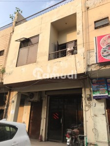 2.5 Marla Commercial Building For Sale