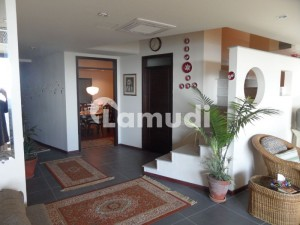 4 Bedrooms Luxury Apartment Fully Furnished On Rent In Silver Oaks Islamabad