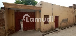 8 marla Plot For Sale In Kamra Cantt