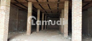 34 Marla Warehouse For Rent  Outfall Road Near Band Road Flyover