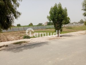 11.5 Marla Residential Plot Available For Sale