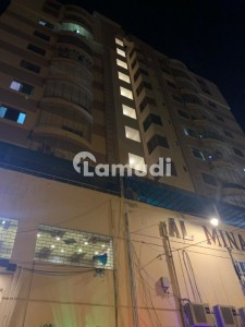 Luxury  Stylish Flat Available In Alminal Tower In Gulistanejauhar