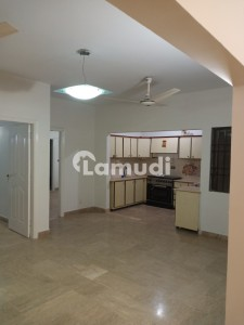 Ready To Move 3 Bedroom DD Apartment Is Available For Rent In Clifton Block 4