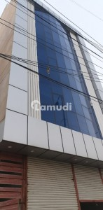 Ground Basement Plus 4 Office Building Available For Rent Best For Banks And Multinational Companies