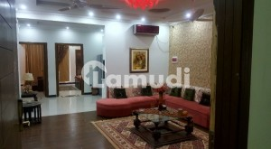 E-11 - 2 Bed Fully Furnished Apartment Is Available For Rent