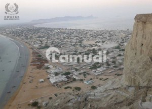 222 Square Yard Commercial Plot In CZ New Town Gwadar
