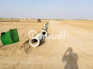 A Commercial Plot For Sale  A One Bhatti Model Town