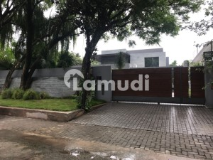 A Modern House In A Very Calm And Quiet Street Of F73 Islamabad