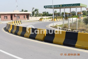 One Kanal Best Location Plot Is For Sale At Block K Sector D-18, Islamabad