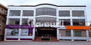 Commercial Space Of Around 50000 Square Feet Available For Rent In The Heart Of Rawalpindi