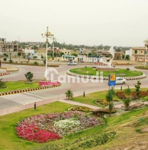 Commercial Plot For Sale In Beautiful Citi Housing Scheme