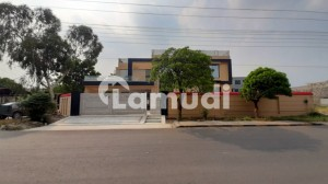 2 Kanal Brand New Corner House For Rent In NFC Phase 1 Lahore