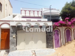 400 Sq Yard New Double Storey Bungalow Available For Sale At Sindh University Employees Housing Society Phase 01 Jamshoro