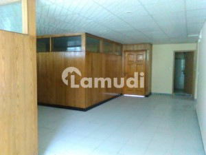 F-8 Markaz First Floor Office For Rent Size 4500 Sq Ft