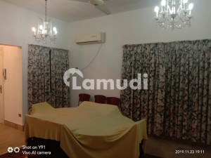 Fully Furnished Ist Floor Portion For Rent